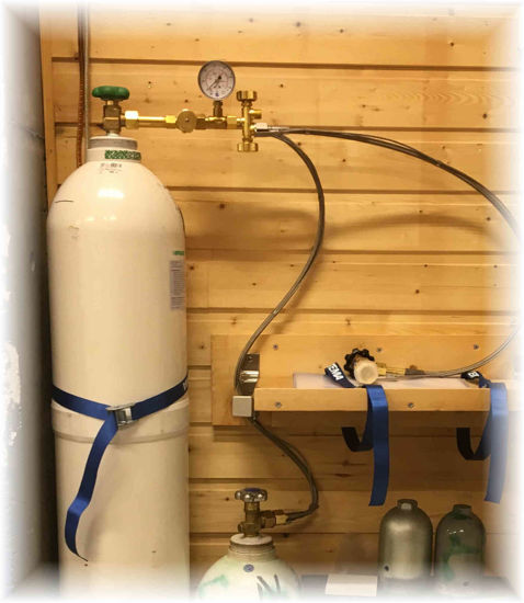 Picture of Oxygen refilling