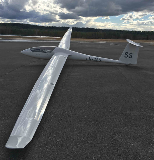 Picture of Glider repair and check